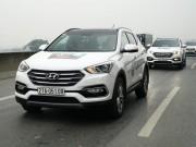 Ấn tượng về Hyundai Santa Fe sau 4 năm sử dụng