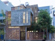 Căn nhà  kín kín hở hở  ở Hải Dương: tưởng không đẹp mà đẹp không tưởng!