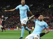 """Ngoại hạng Anh trước vòng 17: Man City  """" dưỡng quân """" , MU sức bật thế đường cùng"""