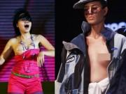 Nhiều người đẹp Việt từng hớ hênh vì diễn sung