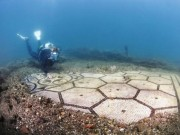 Phát hiện thành phố cổ đại dưới đáy biển của giới siêu giàu La Mã