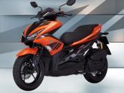 Thế giới xe - Yamaha NVX 155 ABS thêm màu mới, giá tăng nhẹ