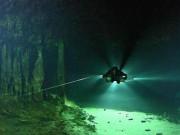 Sinh vật bí ẩn sống bên dưới thành phố ngầm của người Maya