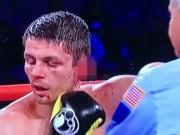 Boxing: Tranh đấu  tóe lửa , võ sĩ rách tai đổ máu như Holyfield