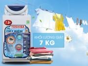 Những thương hiệu máy giặt được lòng người dùng nhất hiện nay