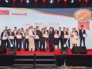 Malloca Việt Nam đạt Top 100  Sản phẩm - dịch vụ Tin  & amp; Dùng Việt Nam 2017