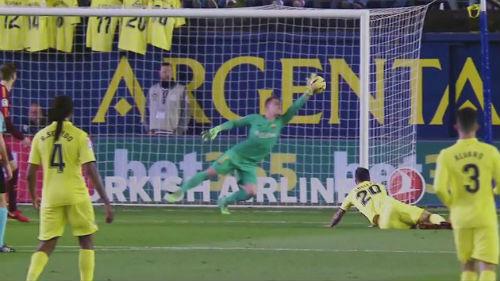 """Chi tiết Villarreal - Barcelona: Messi """"nổ súng"""" (KT) - 3"""