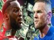 """MU  """" đốt """"  75 triệu bảng: Bẽ mặt Lukaku, chẳng hơn gì Rooney 0 đồng"""
