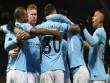 """Man City đả bại MU: Xứng danh  """" vô đối """" , nhà vô địch lượt đi hoàn hảo"""