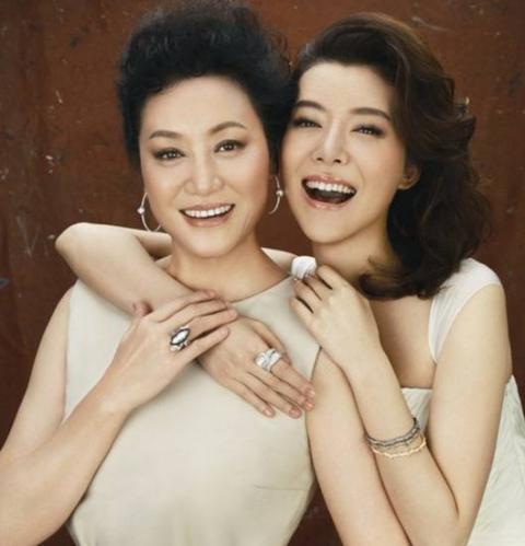 Những cặp mẹ đẹp con xinh hơn cả hoa hậu của showbiz Hoa - 4