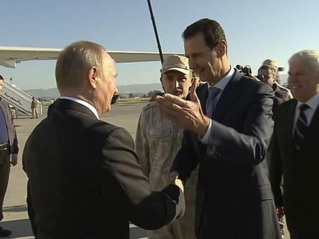 Tuyên bố rút quân đội Nga khỏi Syria, Tổng thống Putin muốn gì? - 2
