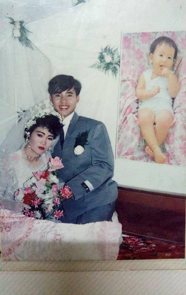 """Ảnh cưới chuẩn không cần chỉnh """"thời bố mẹ anh"""" khiến 9X ngày nay ai cũng thèm muốn - 2"""