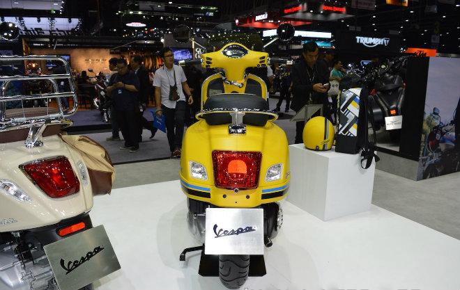Vespa GTS Super 300 ABS bản thể thao, đẹp mỹ mãn - 8