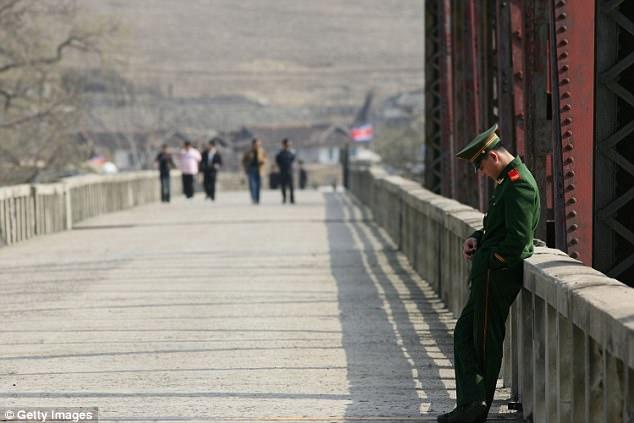Động thái lạ của Trung Quốc gần biên giới Triều Tiên? - 1
