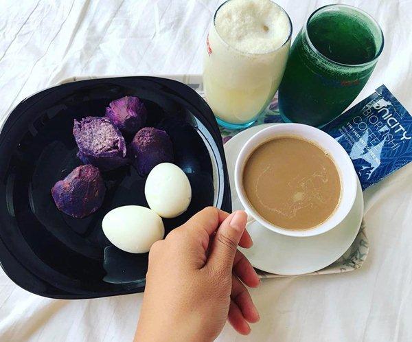 """Tuyệt chiêu làm đẹp với bữa sáng """"rẻ bèo"""" của chân dài Hà Nội - 2"""