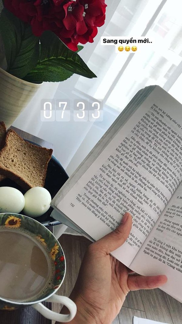 """Tuyệt chiêu làm đẹp với bữa sáng """"rẻ bèo"""" của chân dài Hà Nội - 5"""