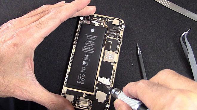 """Khắc phục hiện tượng iPhone 6/6S bỗng """"rùa bò"""" sau khi """"lên đời"""" iOS mới - 2"""