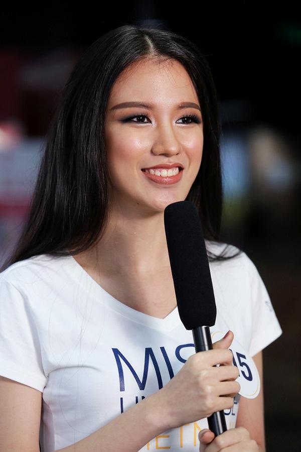 Biên tập viên VTV đẹp, giỏi là ứng viên nặng ký cho ngôi Hoa hậu Hoàn vũ - 2