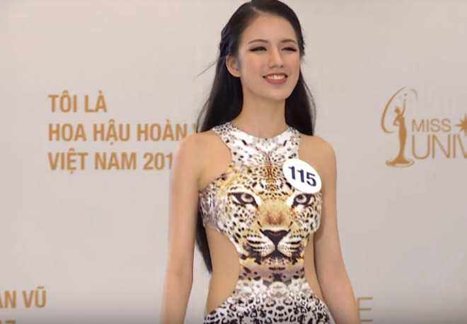 Biên tập viên VTV đẹp, giỏi là ứng viên nặng ký cho ngôi Hoa hậu Hoàn vũ - 6