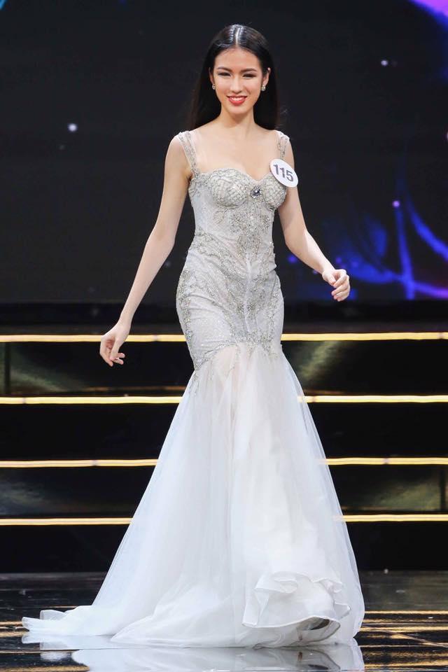 Biên tập viên VTV đẹp, giỏi là ứng viên nặng ký cho ngôi Hoa hậu Hoàn vũ - 4