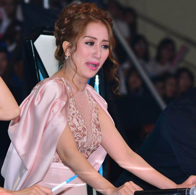 Khánh Thi lần đầu nói về khoảnh khắc khóc trên truyền hình vì tình cũ Chí Anh - 2