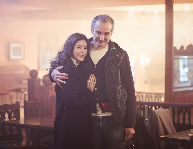 Lý Nhã Kỳ thân thiết với chồng cũ của Trương Mạn Ngọc - 2