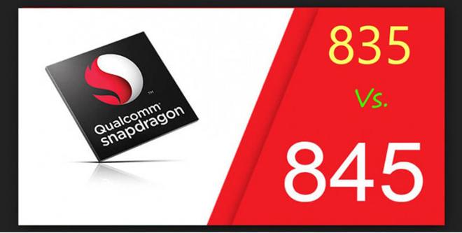 """Chip Snapdragon 845 và Snapdragon 835: Cái nào """"ngon hơn? - 1"""