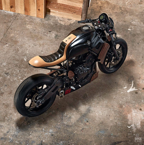 Yamaha XSR700 Yard Built: Vẻ đẹp lai tạo từ chiếc guitar Revstar - 2
