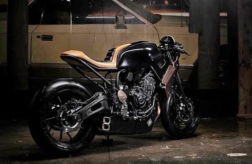 Yamaha XSR700 Yard Built: Vẻ đẹp lai tạo từ chiếc guitar Revstar - 1