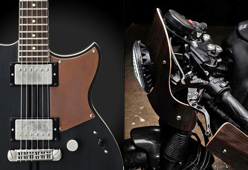 Yamaha XSR700 Yard Built: Vẻ đẹp lai tạo từ chiếc guitar Revstar - 7