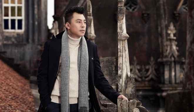 """Đình Nguyên làm album kể """"Chuyện tình mùa đông"""" - 1"""