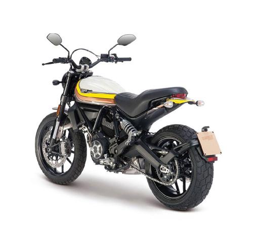 """Ducati Scrambler Mach 2.0 """"chất lừ"""", giá bán 300 triệu đồng - 2"""