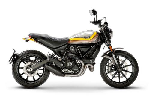 """Ducati Scrambler Mach 2.0 """"chất lừ"""", giá bán 300 triệu đồng - 1"""