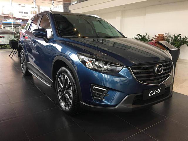 Mazda CX-5 đời cũ ở Việt Nam có giá chỉ 820 triệu đồng - 1