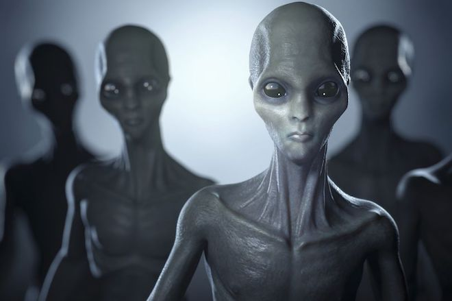 Bao nhiêu người tin người ngoài hành tinh có tồn tại? - 1