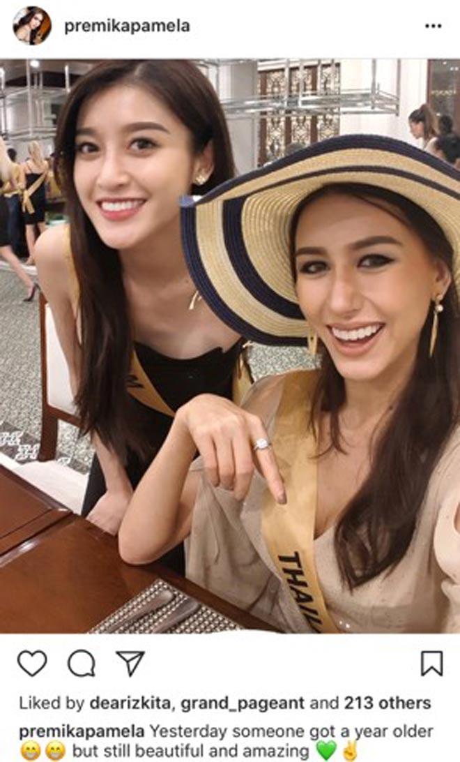 Bị chê kém hòa đồng, Huyền My vẫn nhận mưa lời chúc từ các hoa hậu - 5