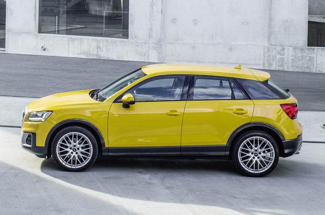 Audi Q2 2018 ra mắt, giá chỉ 1,1 tỷ đồng - 2