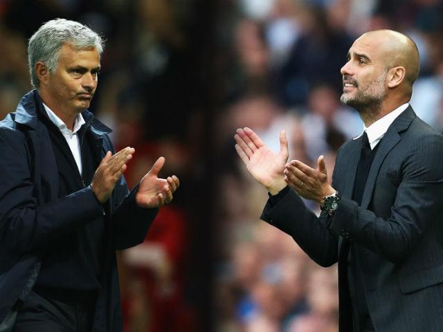 Nếu Guardiola thay Mourinho dẫn dắt, MU có cửa vô địch Ngoại hạng Anh?