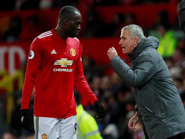 """Lukaku """"phá hoại"""" MU, tịt ngòi 12/14 trận: Mourinho phải xuống tay - 3"""