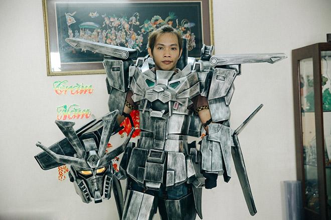 8X khuyết tật là cha đẻ của các siêu anh hùng tại Việt Nam - 10