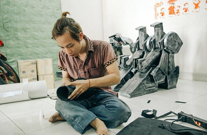 8X khuyết tật là cha đẻ của các siêu anh hùng tại Việt Nam - 12