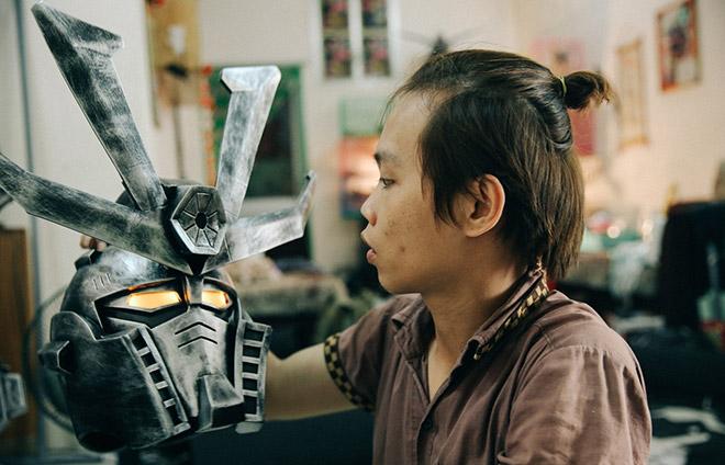 8X khuyết tật là cha đẻ của các siêu anh hùng tại Việt Nam - 4
