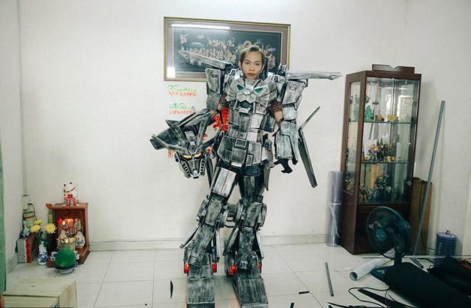 8X khuyết tật là cha đẻ của các siêu anh hùng tại Việt Nam - 9