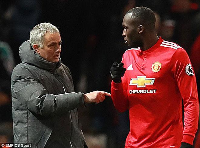 """Lukaku """"phá hoại"""" MU, tịt ngòi 12/14 trận: Mourinho phải xuống tay - 2"""