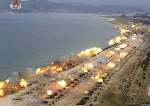 Pháo binh Triều Tiên - Sức mạnh đã bị thổi phồng? - 1