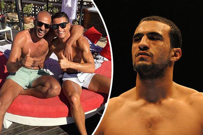 """Siêu võ sĩ """"bạn trai tin đồn Ronaldo"""" ra tù, đấu nhà vô địch thế giới - 1"""