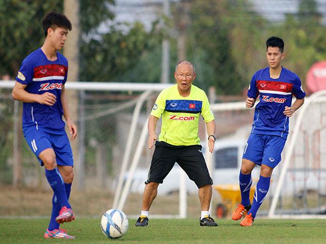 U23 Việt Nam muốn tái đấu U23 Thái Lan ở chung kết