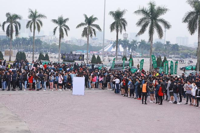 Đại tiệc đáng nhớ của hàng vạn tín đồ EDM bùng nổ giữa lòng Thủ đô - 1