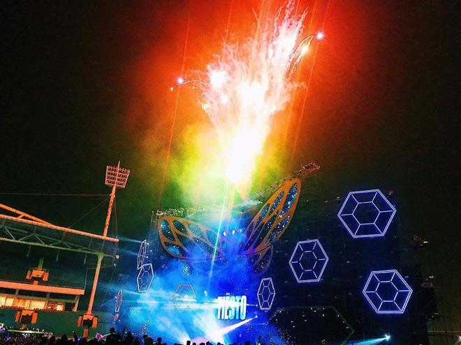 Đại tiệc đáng nhớ của hàng vạn tín đồ EDM bùng nổ giữa lòng Thủ đô - 5