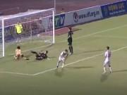 """U21 Việt Nam - U21 Thái Lan: Đòn  """" hồi mã thương """"  choáng váng"""